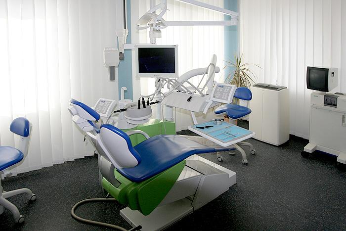 Praxis Behandlungsstuhl